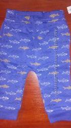 Коттоновые джоггеры на флисе 12-18, 18-24 мес.