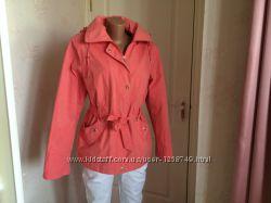 Куртка красивейшая демисезонная с капюшоном Traum collection, Англия