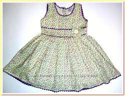 618 Платье с подкладкой от 6 до 36 мес