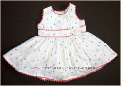 601  Платье Early Days на 12 и 18 мес