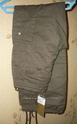 Нові модні мілітарі-штани від terranova