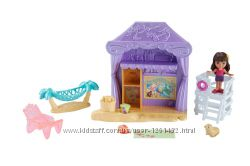 Fisher-Price Дора и друзья Dora & Friends Cabana Playset