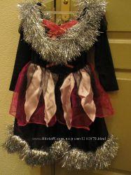 Платье новогоднее на утренник
