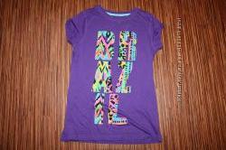 Яркая футболка Y. D. на девочку 11-12 лет