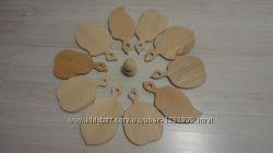 Доска деревянная 8 видов большие и маленькие
