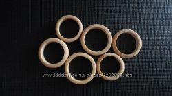 Кольцо деревянное на палец