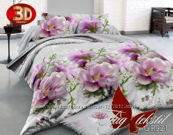 1, 5-спальные комплекты постельного белья ткань Ранфорс