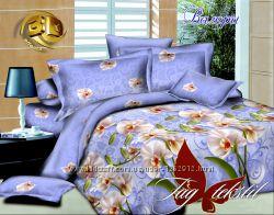 Семейный комплект постельного белья ткань ренфорс