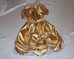 Платье праздничное Золушка