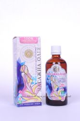 Масажное масло для очищения кожи с экстрактом зародышей пшеницы