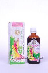 Антицеллюлитное масло для омоложения кожи с экстрактом овса