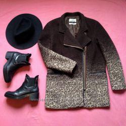 Демисезонное женское пальто. 46-48 Bershka