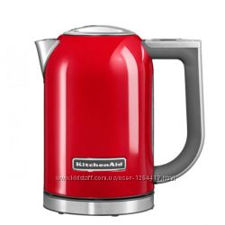 Электрический чайник KitchenAid Electric Kettle 1. 7 л, Empire Red