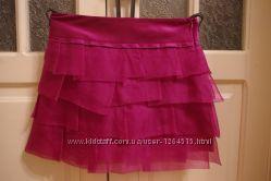 Юбка американского бренда BCBG MAXAZRIA цвета фуксия