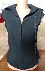 Блуза безрукавка рубашка E-vie
