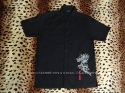 Рубашка 100 хлопок Urban spirit очень красивая