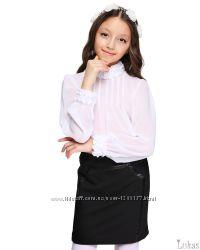 Блуза нарядная шифоновая Lukas 146-152 см б/у состояние новой