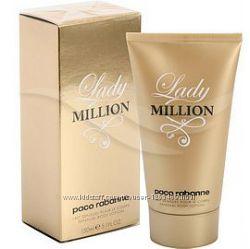 лосьон Paco Rabanne Lady Million Sensual Body Lotion 100ml