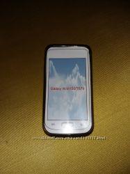 Силиконовый чехол для Samsung i8150Galaxy W