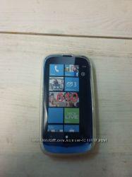 Силиконовый чехол для Nokia Lumia 610