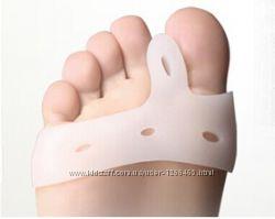 Круговой фиксатор для лечения косточки на ноге в наличии.