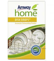 А к ц и я DISH DROPS Средство для мытья посуды в посудомоечных машинах