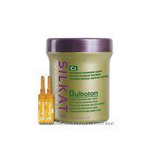 Лосьон от выпадения волос C2 Silkat Bulboton BES Италия