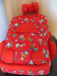 Мягкая игрушка Машина - кресло