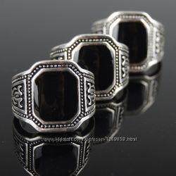 Мужской перстень печатка кольцо винтажное