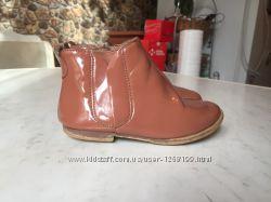 Ботинки Zara 23р. , 14, 5см