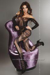 Эротическое белье Hassiba corsetti Костюм с вырезом в интимном месте