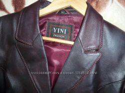 Куртка кожаная р. 46-48