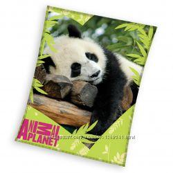 Детский Плед флисовый Animal Planet 120х150 AP0007