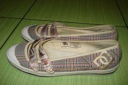 Балетки  слипоны  туфли DC shoes модель Highland, 37 23, 5 см.