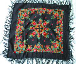 платок шерстяной