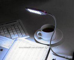 Светодиодная USB лампа 28 LED