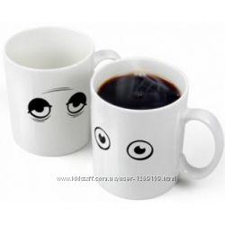 Кружка чашка Просыпайся