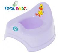 Горшок Tega Baby с музыкой