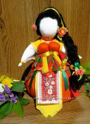 Кукла-оберег, кукла-мотанка Весенняя Травница