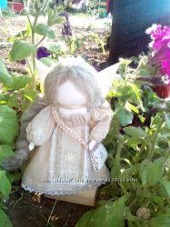 Авторская кукла мотанка Ангел Хранитель