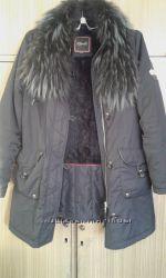 продам зимнюю куртку пальто