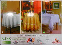 Скатерть. Турция 160-220 см на овальный стол