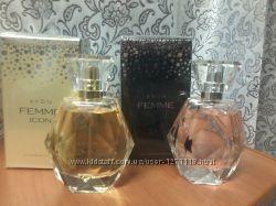 Парфюмерная вода Avon Femme, Avon Femme Icon в наличии