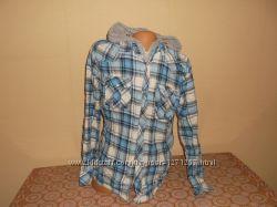 Рубашка мужская, размер L