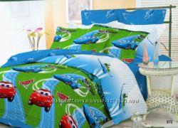 Комплект постельного ТМ Вилюта Тачки 2