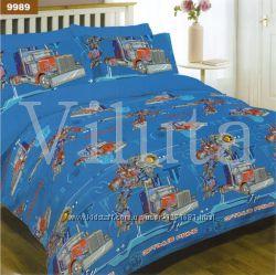 Комплект постельного Вилюта Трансформеры