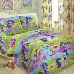 Пони постельный комплект