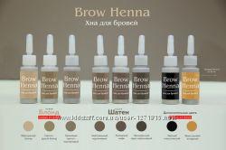 Хна для окрашивания бровей Brow Henna