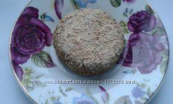Шампуневое мыло с порошком мыльных орехов Песочное печенье