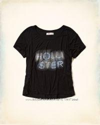 Hollister оригинал футболки